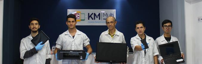 KM Multi Assistência e Cursos